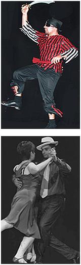 Photos de danse sacco
